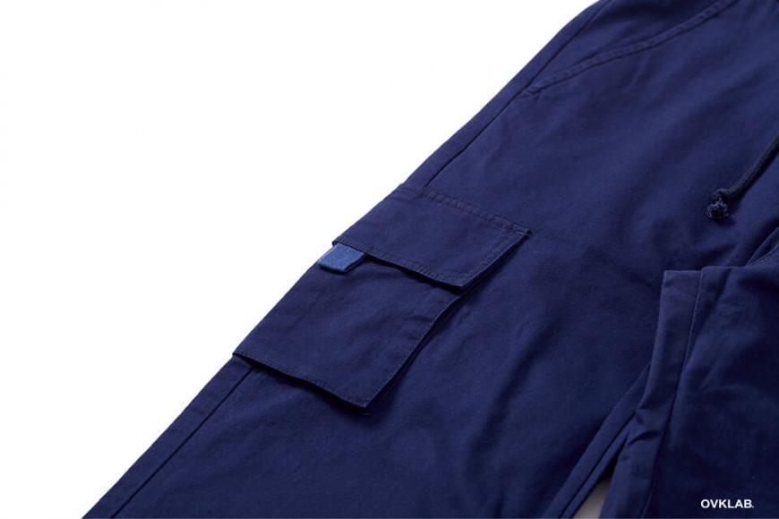 OVKLAB 17 AW Military Pocket Pants (9)