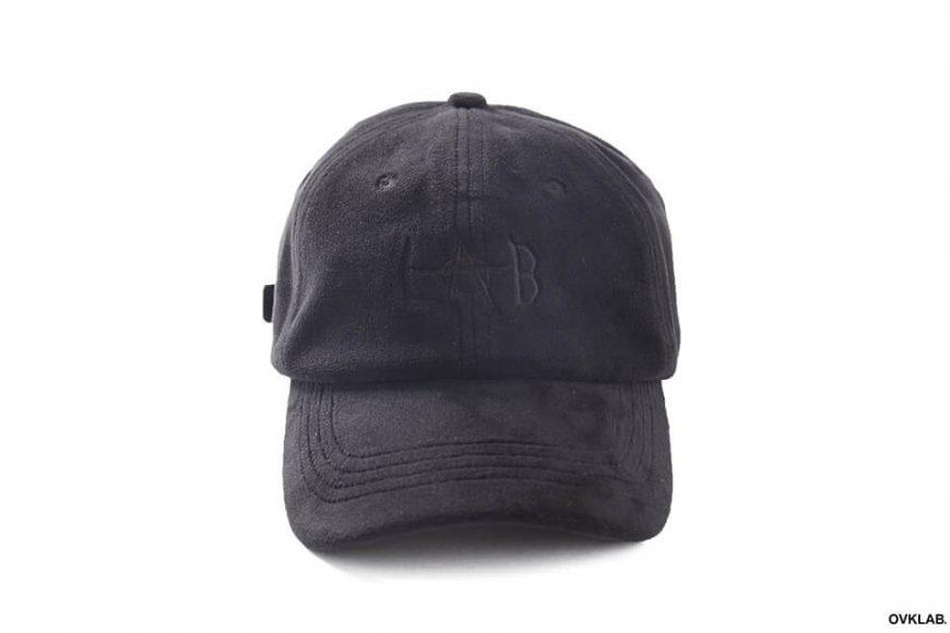 OVKLAB 17 AW Velvet Lab Cap (1)