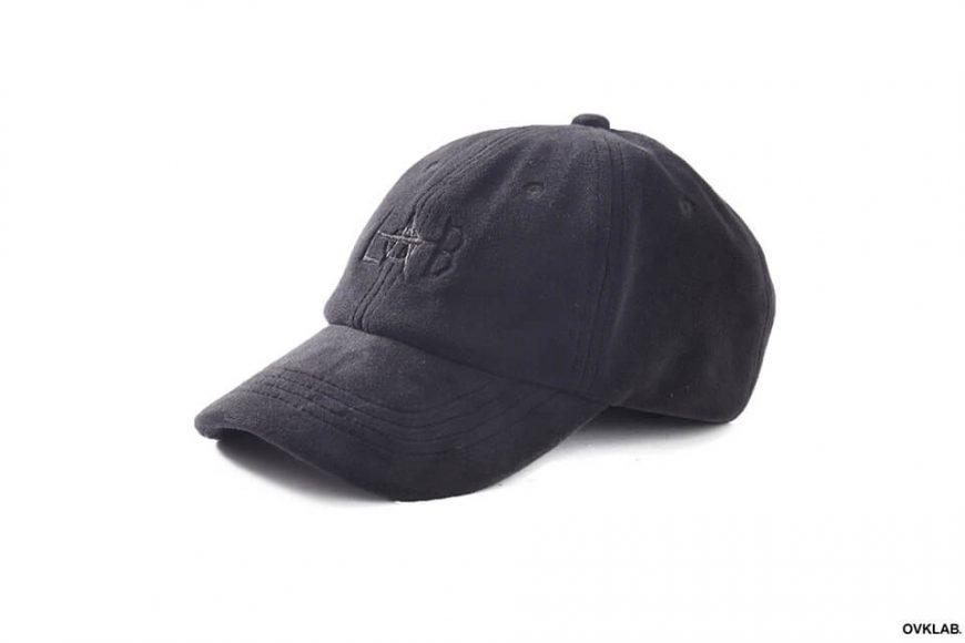 OVKLAB 17 AW Velvet Lab Cap (2)