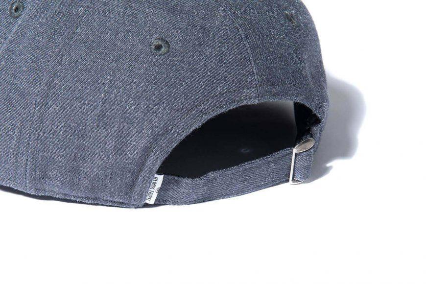 REMIX 17 AW 1 Tone Baseball Cap (7)