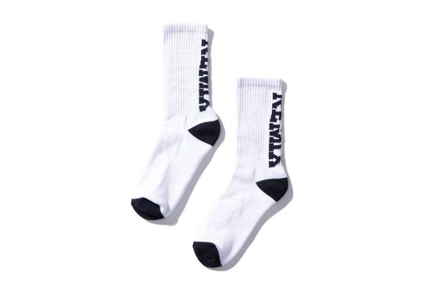 REMIX 17 SS Blockbuster Crew Socks (4)