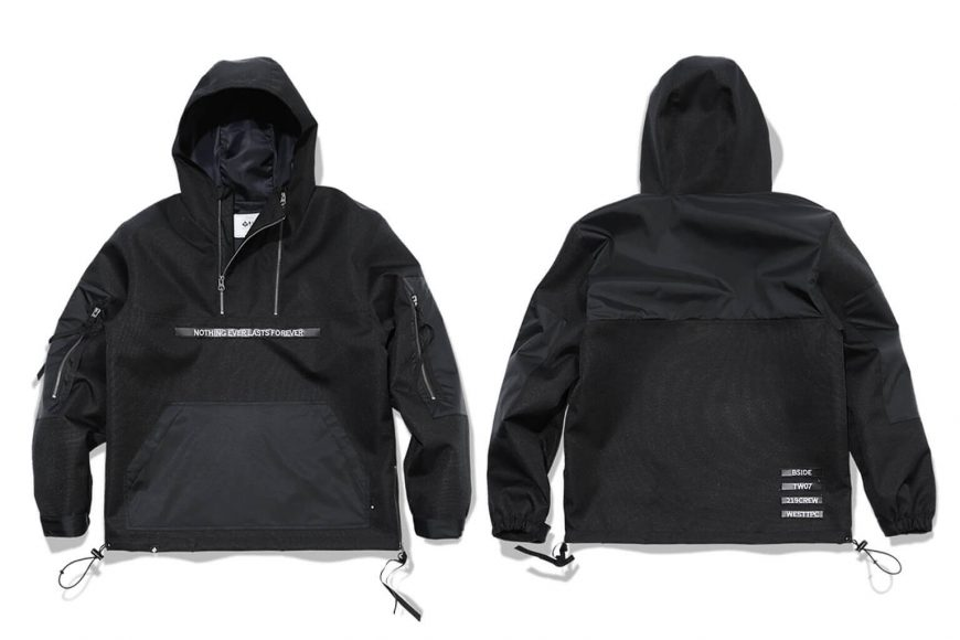 B-SIDE 17 AW BAWS Pullover JKT (11)