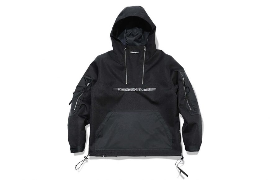 B-SIDE 17 AW BAWS Pullover JKT (12)