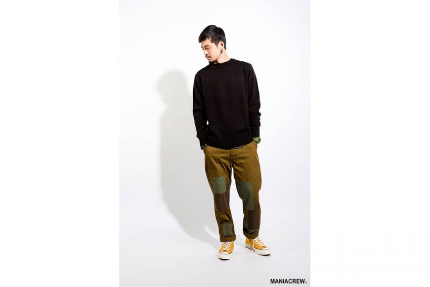 MANIA 17 AW Basic Sweater (10)