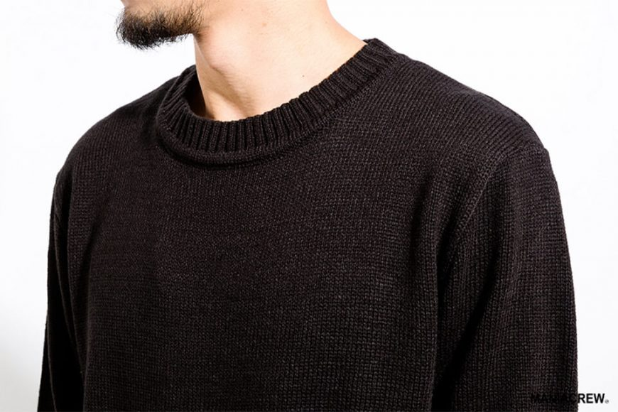 MANIA 17 AW Basic Sweater (6)