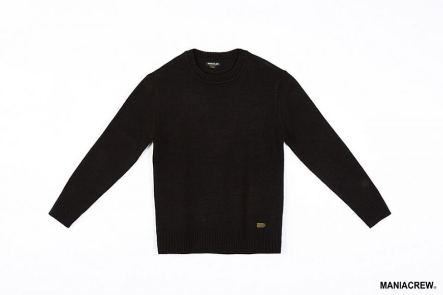 MANIA 17 AW Basic Sweater (7)