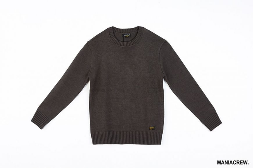 MANIA 17 AW Basic Sweater (8)