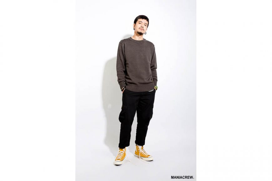MANIA 17 AW Basic Sweater (9)