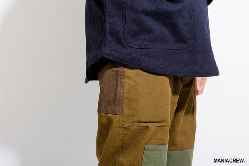 MANIA 17 AW Neck Zip Pullover (6)