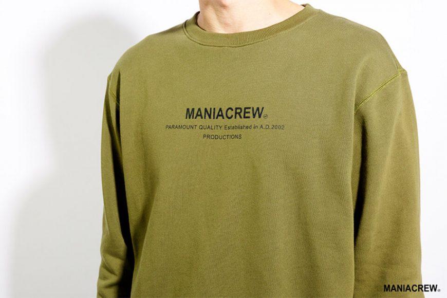 MANIA 17 AW OG Logo Sweatshirt (10)