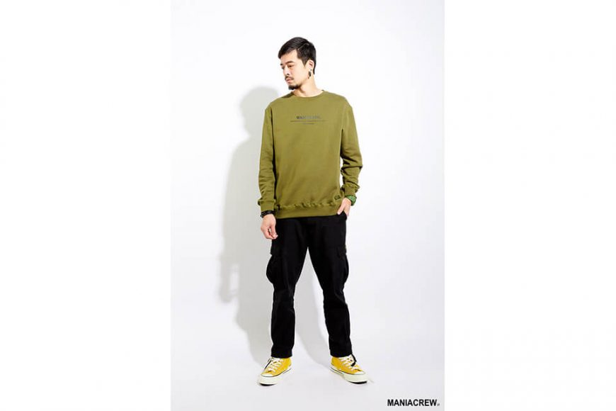 MANIA 17 AW OG Logo Sweatshirt (2)