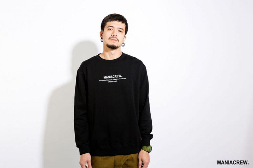 MANIA 17 AW OG Logo Sweatshirt (3)