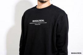 MANIA 17 AW OG Logo Sweatshirt (4)