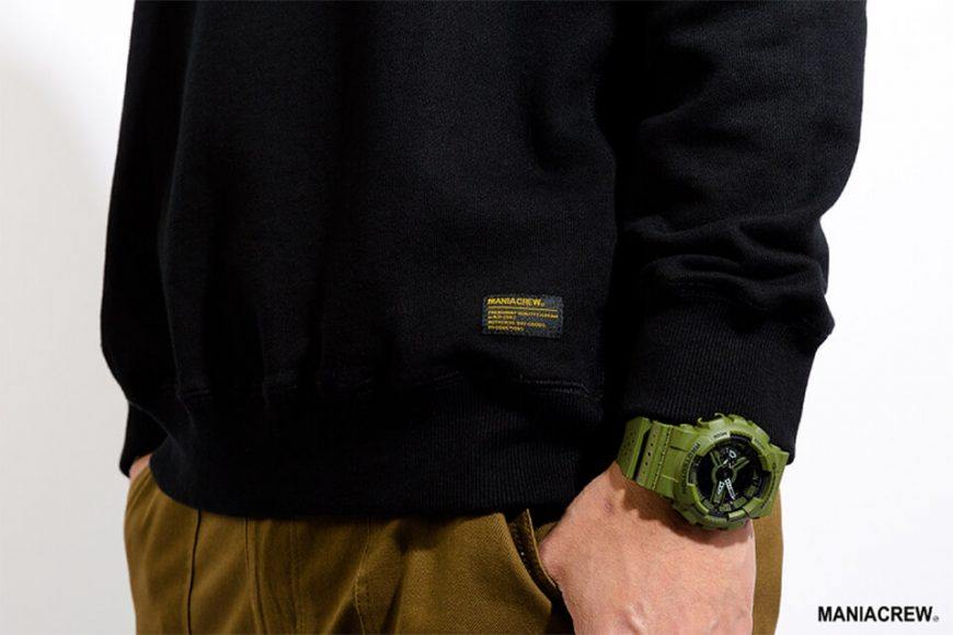 MANIA 17 AW OG Logo Sweatshirt (5)