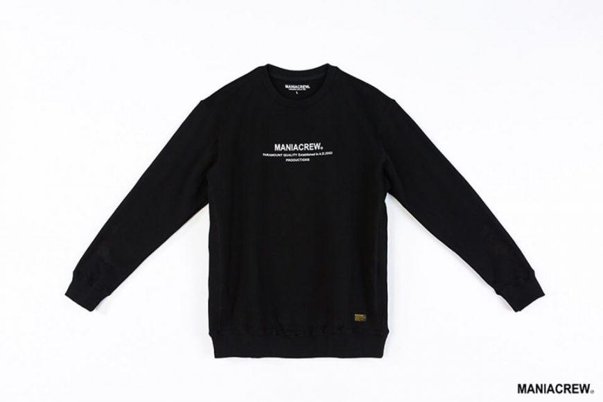 MANIA 17 AW OG Logo Sweatshirt (6)