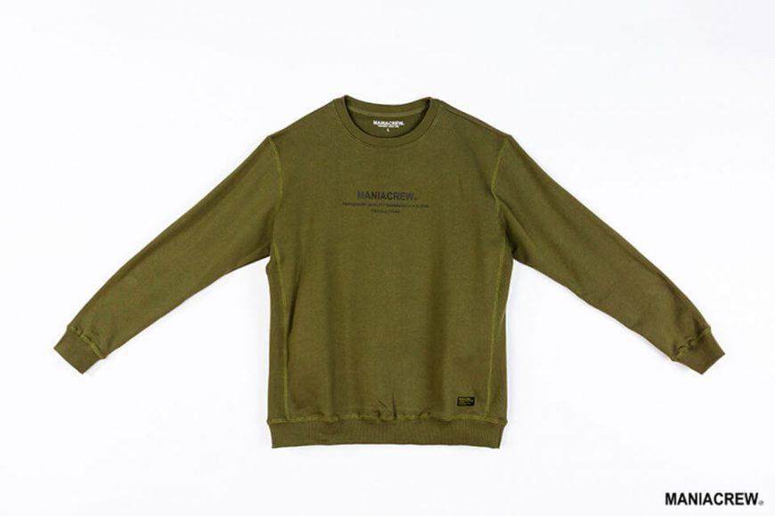 MANIA 17 AW OG Logo Sweatshirt (7)