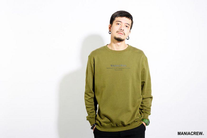 MANIA 17 AW OG Logo Sweatshirt (8)
