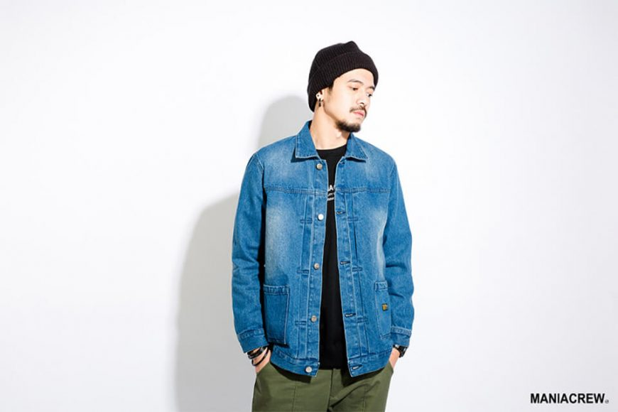 MANIA 17 AW Original Denim Jacket (2)