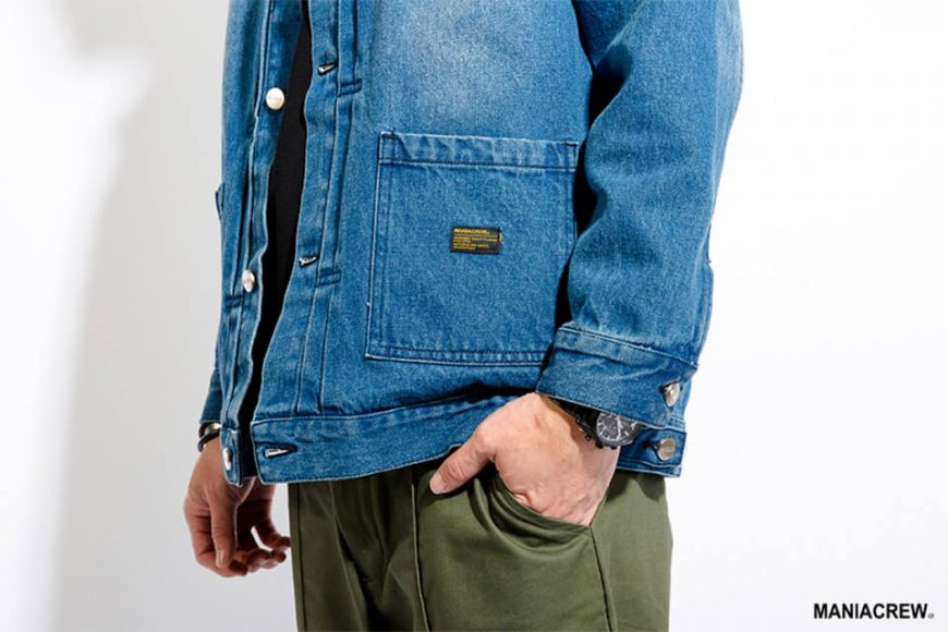 MANIA 17 AW Original Denim Jacket (3)