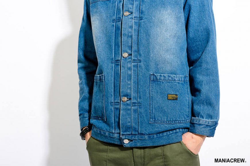 MANIA 17 AW Original Denim Jacket (5)