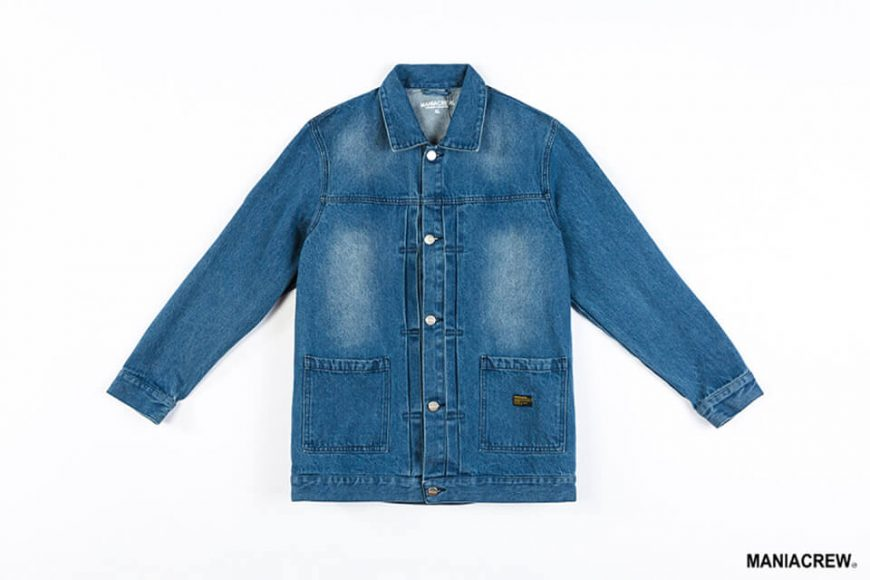 MANIA 17 AW Original Denim Jacket (6)