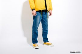 MANIA 17 AW Original Denim Pants (2)