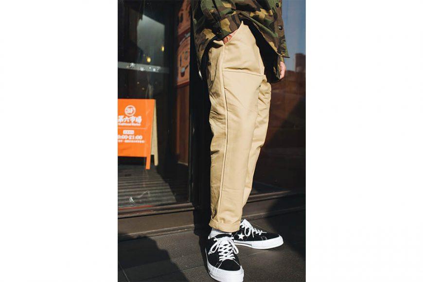 NEXTMOBRIOT 17 FW #Next Big Pocket Capri-Pants (3)