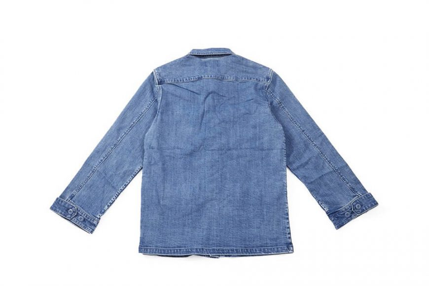 OVKLAB 17 AW Denim Jungle Jacket (14)