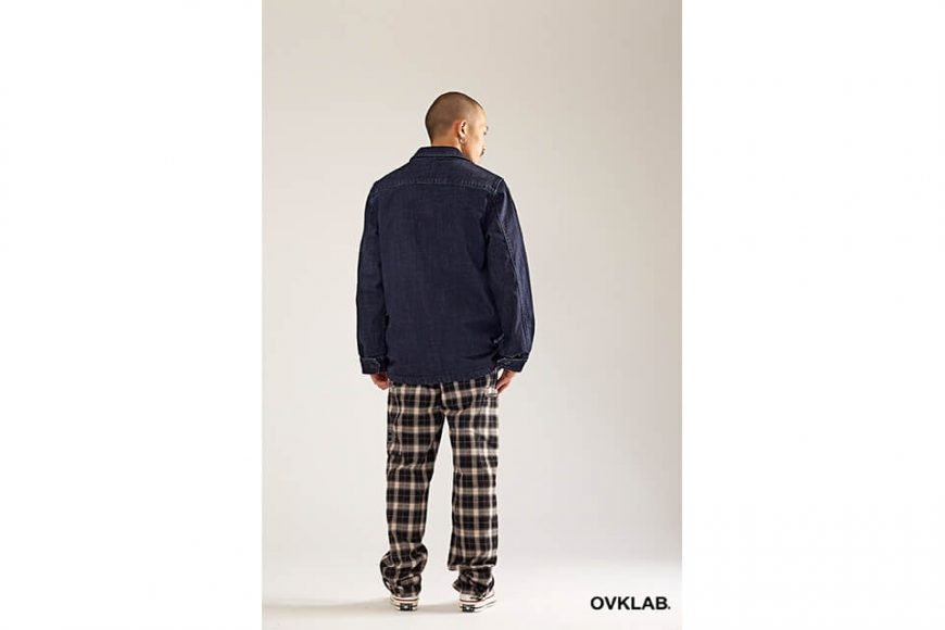OVKLAB 17 AW Denim Jungle Jacket (4)