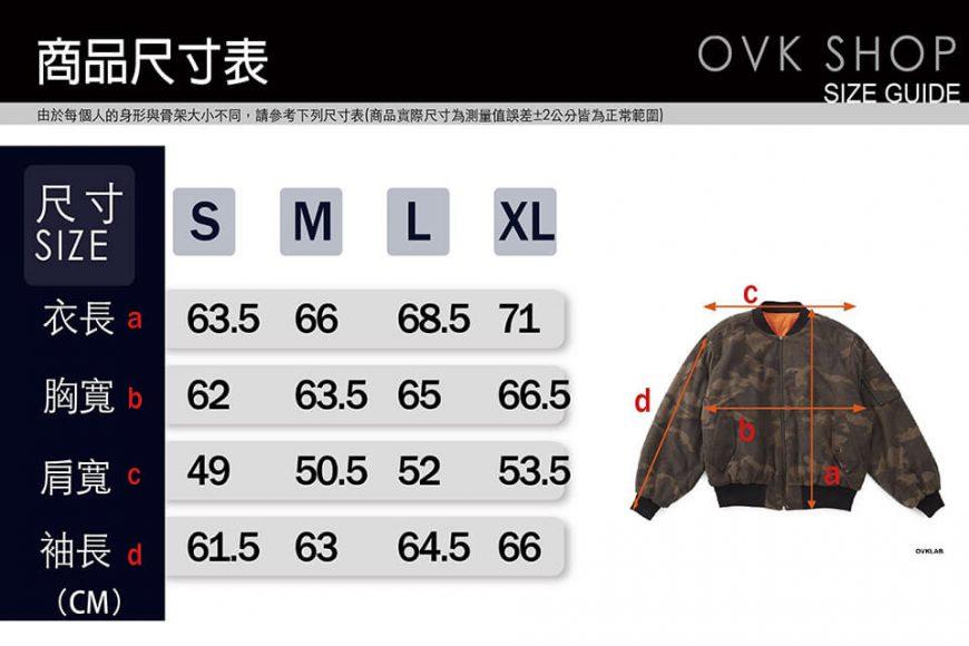 OVKLAB 17 AW Double Side MA-1 Jacket (28)
