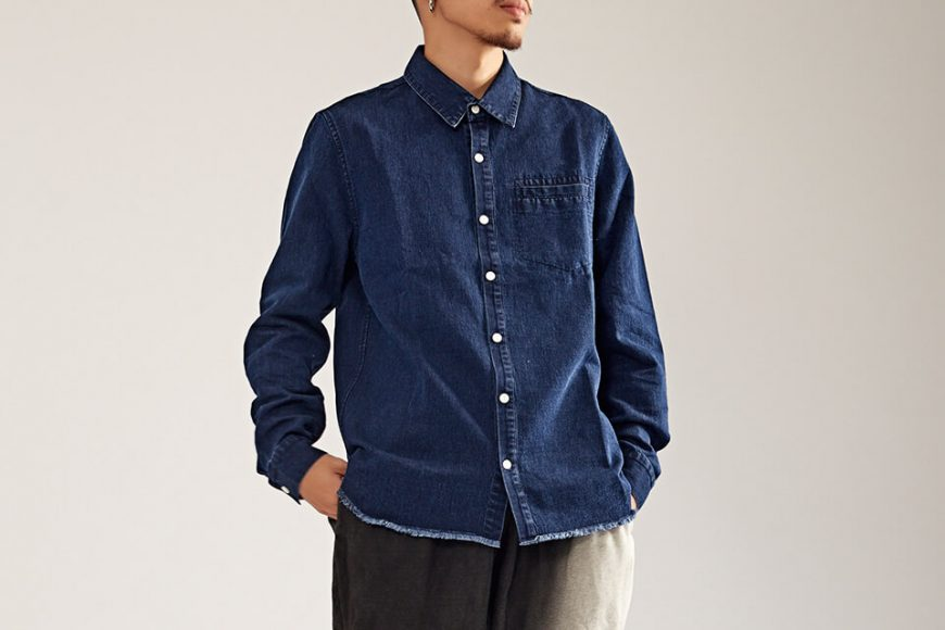 OVKLAB 17 AW Oxford Shirt (1)