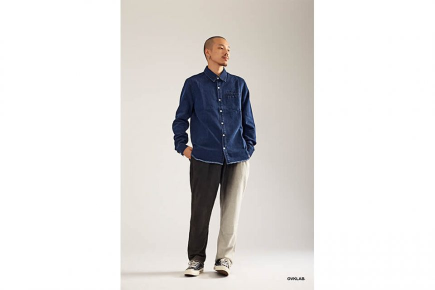 OVKLAB 17 AW Oxford Shirt (2)