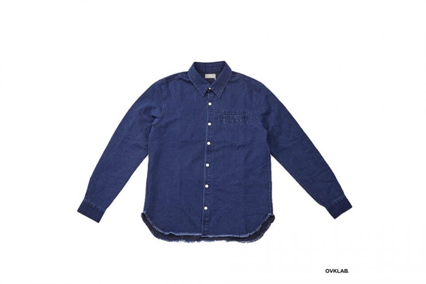 OVKLAB 17 AW Oxford Shirt (5)