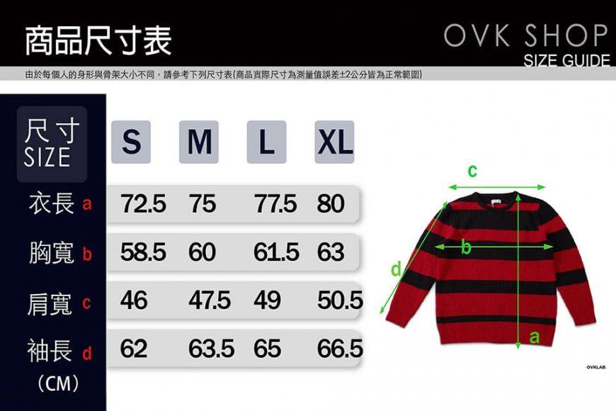 OVKLAB 17 AW Stripe Sweater (10)