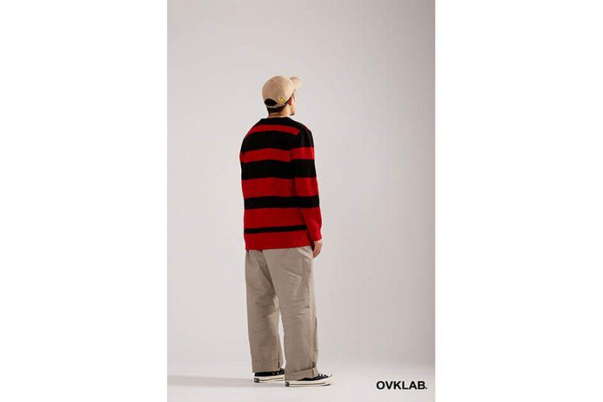 OVKLAB 17 AW Stripe Sweater (4)