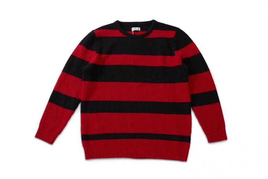 OVKLAB 17 AW Stripe Sweater (5)