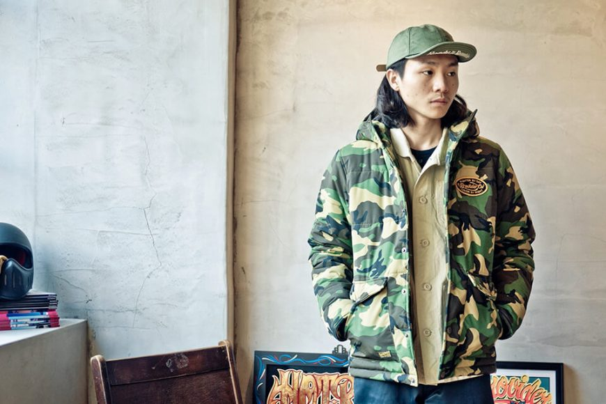 PROVIDER 17 FW Camo Mountain Jacket (1)