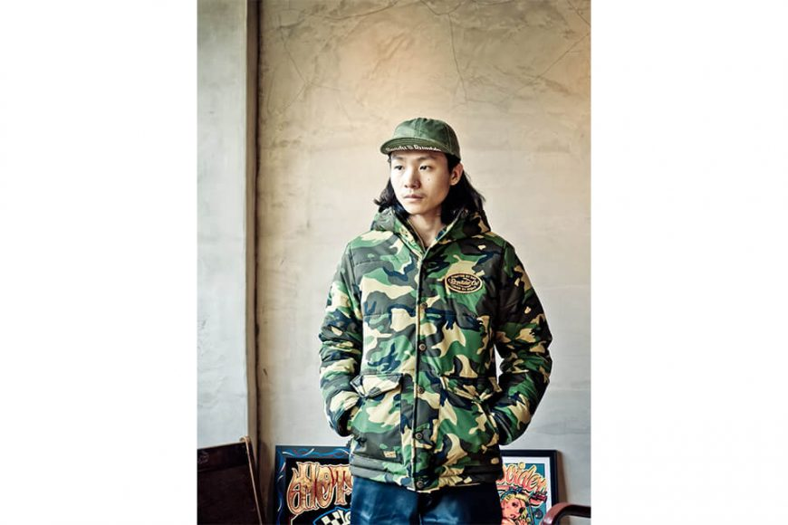 PROVIDER 17 FW Camo Mountain Jacket (2)