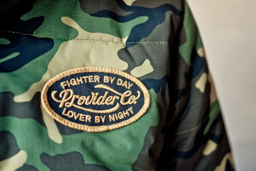 PROVIDER 17 FW Camo Mountain Jacket (3)