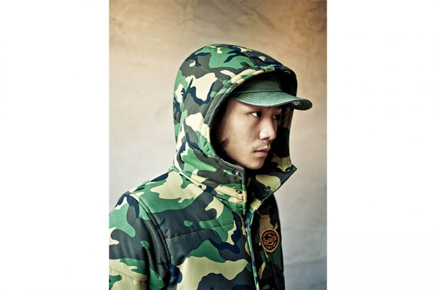 PROVIDER 17 FW Camo Mountain Jacket (7)