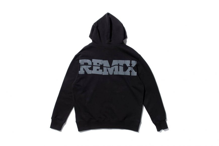 REMIX 17 AW Blockbuster Zip Hoody (3)