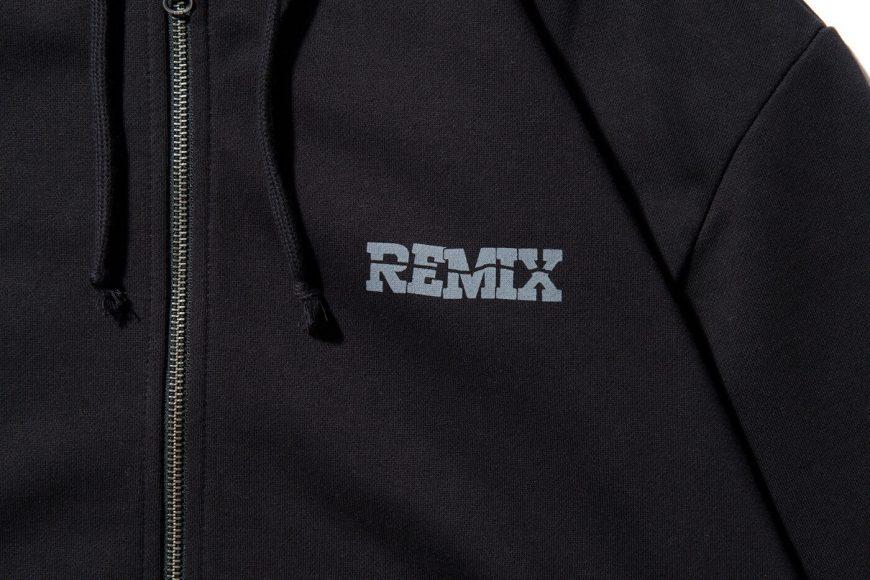 REMIX 17 AW Blockbuster Zip Hoody (5)