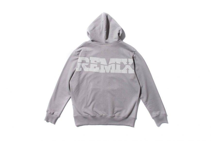 REMIX 17 AW Blockbuster Zip Hoody (7)
