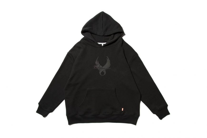 REMIX 17 AW Double Vision Hoody (2)