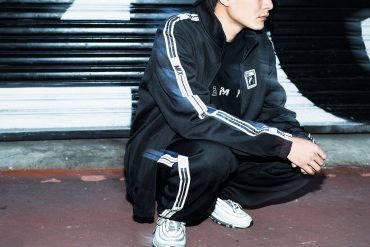 REMIX 17 AW Streakloop Track Suits (1)