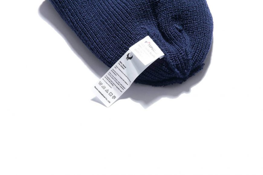 REMIX 17 AW Two Sides Short Beanie (13)