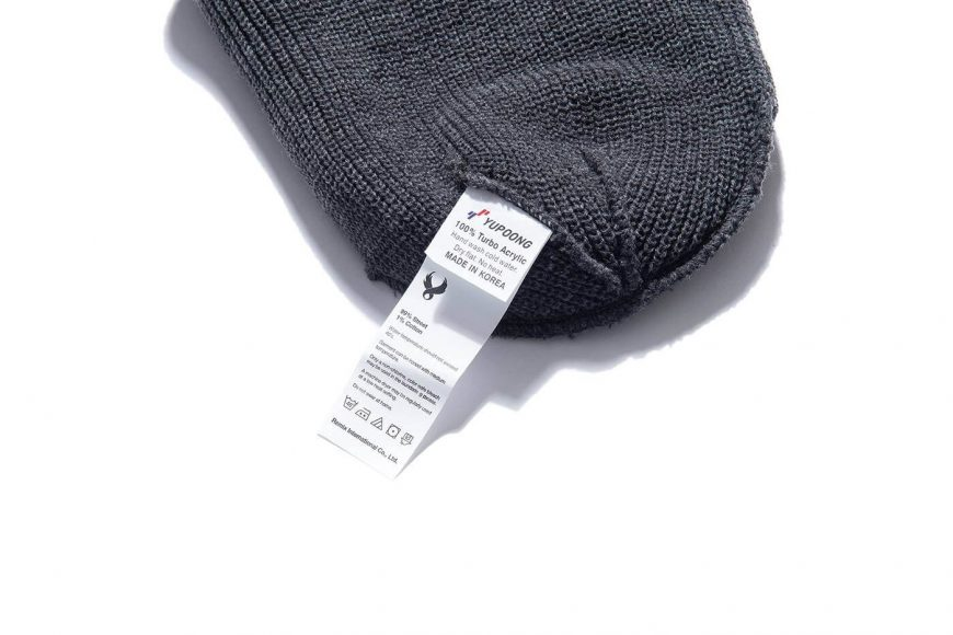 REMIX 17 AW Two Sides Short Beanie (9)