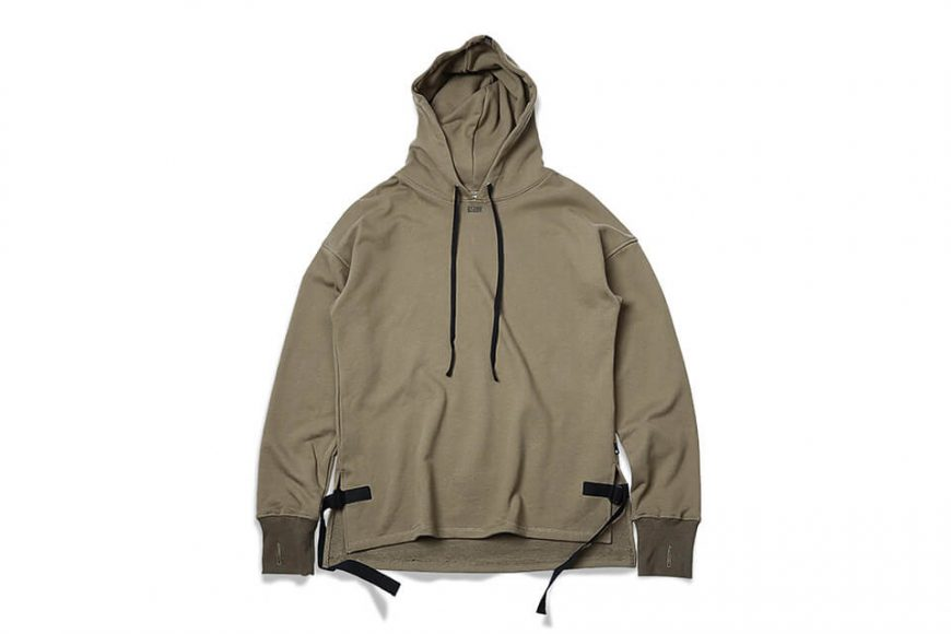 B-SIDE 17 AW Woven Tape M Hoodie (10)
