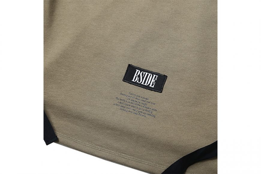 B-SIDE 17 AW Woven Tape M Hoodie (14)