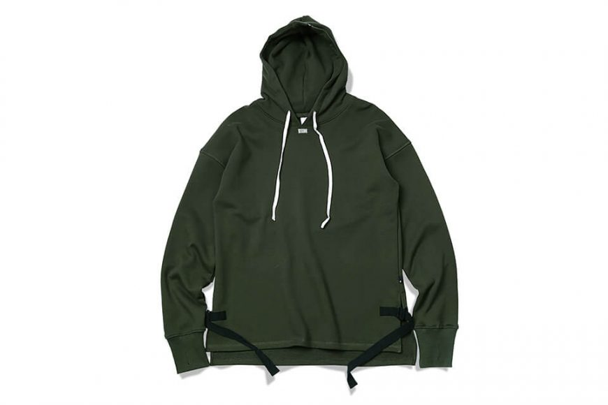B-SIDE 17 AW Woven Tape M Hoodie (15)